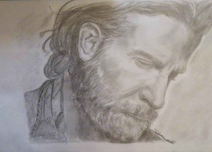 Bradley Cooper par danidian